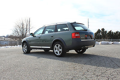 Audi : Allroad 2004 AUDI ALLROAD QUATTRO AWD 2.7  * AMAZING CONDITION & WELL CARED FOR !! * 2004 AUDI ALLROAD * RARE COLOR COMBO