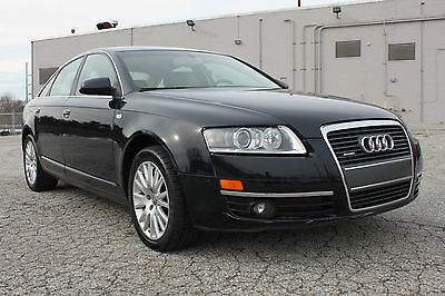 Audi : A6 2006 AUDI A6 AWD QUATTRO 4.2 ** VERY CLEAN & WELL MAINTAINED ** 2006 AUDI A6 4.2 QUATTRO AWD **