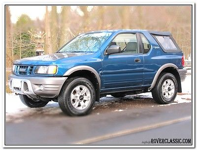 Isuzu : Rodeo Sport 2001 isuzu rodeo sport 4 x 4