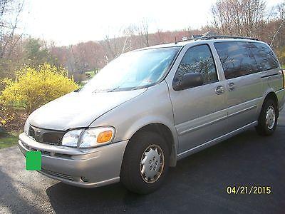 Oldsmobile : Silhouette GLS Mini Passenger Van 4-Door 2001 oldsmobile silhouette gls mini passenger van 4 door 3.4 l v 6