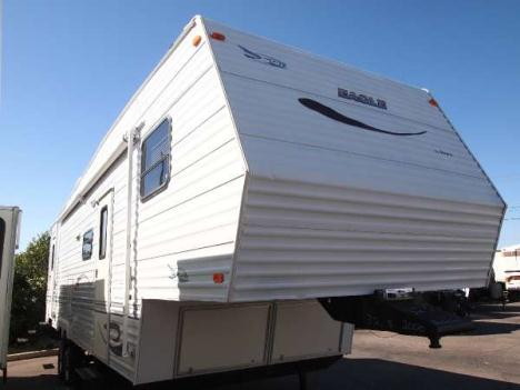 2000 Jayco Eagle Fifth Wheel Rvs For Sale