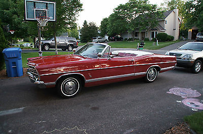 Ford : Galaxie 500 1967 galaxie 500 convertible factoty 428 ci engine and 0 nly 74 k actual miles, 0