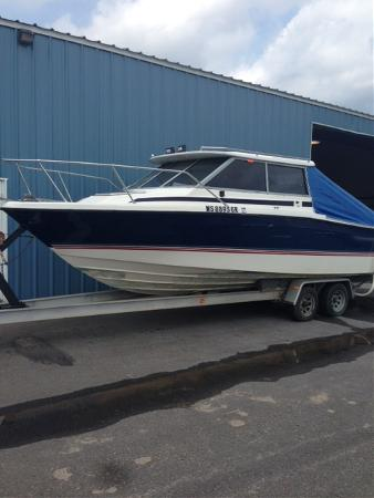 1986  Bayliner  Trophy 24'