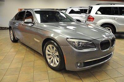BMW : 7-Series 750Li 2009 bmw 750 li