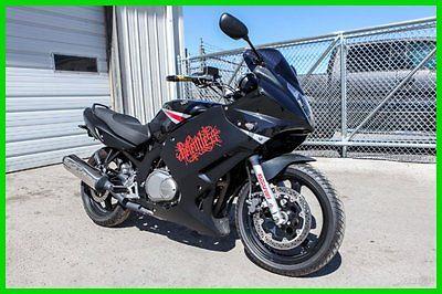 Suzuki : GS 2005 suzuki gs 500 f sport street fast aftermarket black cheap reserve