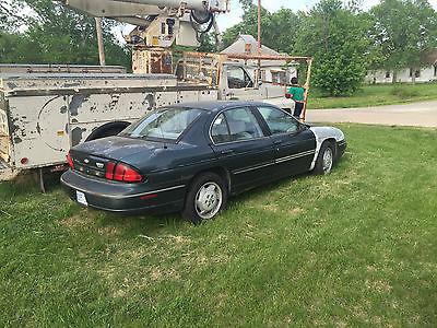 Chevrolet : Lumina Base Sedan 4-Door 1996 chevrolet lumina 3.1 v 6