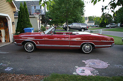 Ford : Galaxie 500 1967 galaxie 500 convertible factoty 428 ci engine and 0 nly 74 k actual miles, 1