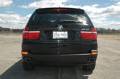 BMW : X5 4.8i Sport Utility 4-Door 2008 bmw x 5 4.8 i sport utility 4 door 4.8 l
