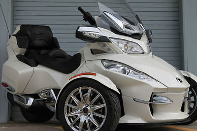 Can-Am : RT Limited 2012 can am spyder rt limited