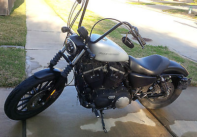 2010 Harley Davidson 883 Iron Motorcycles for sale