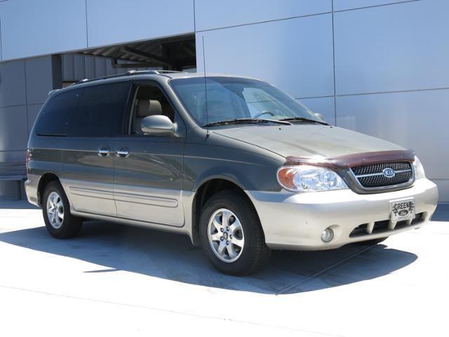 Kia : Sedona 4dr Auto EX 4 dr auto ex 3.5 l cd roof power sunroof roof sun moon front wheel drive