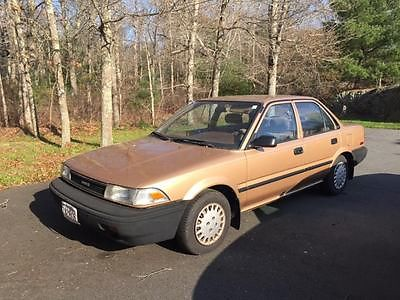 View 1990 Toyota Corolla For Sale