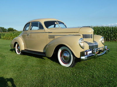 Chrysler : Royal Towne Coupe 1939 chrysler royal windsor towne coupe hayes body