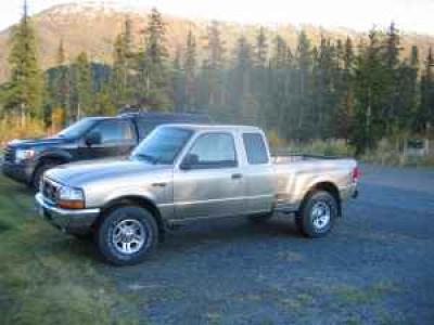2000 Ford Ranger Supercab XLT