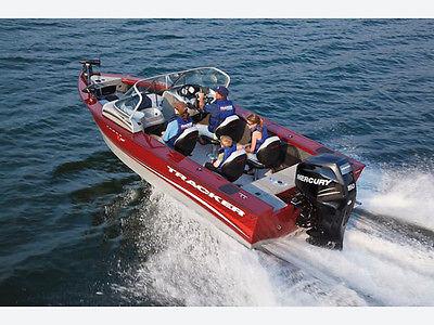 Tracker Targa V18 Combo Fishing Boat 2012