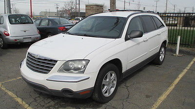 Chrysler : Pacifica Touring Sport Utility 4-Door 2006 chrysler pacifica toring well maint 3 row fwd great runner clean history