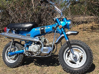 honda ct motorcycles  sale