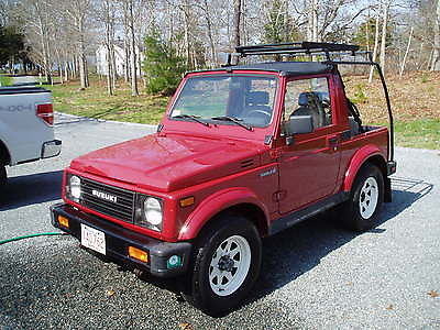 suzuki samurai cars for sale in massachusetts. Black Bedroom Furniture Sets. Home Design Ideas