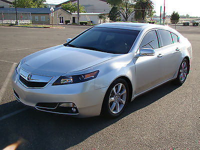Acura : TL Technology 2013 acura tl technology only 28 k mi navigation backup cam heated seats tint