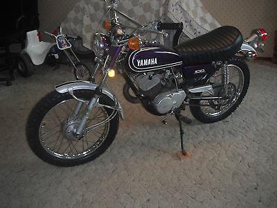 Yamaha : Other YAMAHA LT3 100 ENDURO - NICE ORIGINAL CONDITION - VINTAGE DIRT BIKE - 1972 LT2
