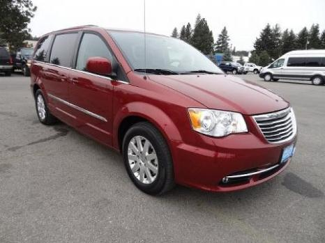 2014 Chrysler Town & Country Touring Coeur d Alene, ID