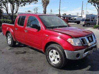 Nissan : Frontier SE 2010 nissan frontier se repairable salvage wrecked damaged fixable save project