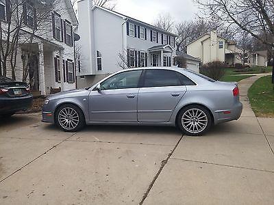 Audi : S4 25quattro 2006 audi s 4 25 quattro special edition 50 of 250