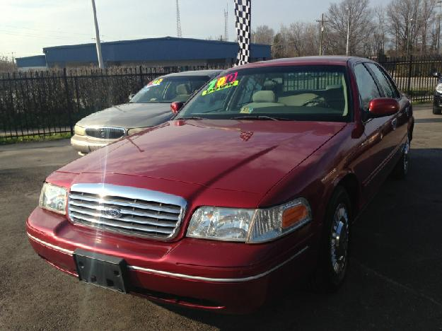 1998 crown victoria cars for sale for Crown motors ford redding