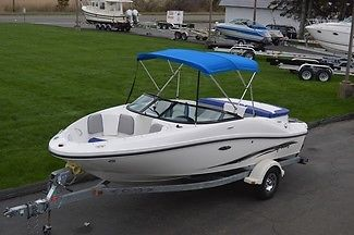 2012 SEA RAY 185 SPORT BOWRIDER,19' 8