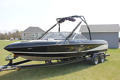 2000 Tige 2300V Limited Wakeboard Boat Like New Must See V-Drive 5.7 325hp