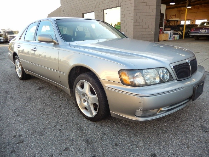 1999 Infiniti Q45t Luxury Performance Sdn