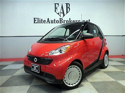 Smart : Fortwo 2dr Coupe Pure 2014 smart 1 964 miles like new carfax certified warranty to jan 2018