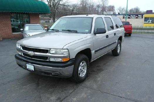 Chevrolet suburban missouri cars for sale for Jamie hathcock motors springfield mo