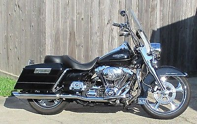 Harley-Davidson : Touring 2005 harley davidson road king efi flhri twin cam 88 5 speed