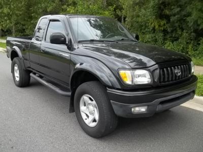 TOYOTA Tacoma V6 2002