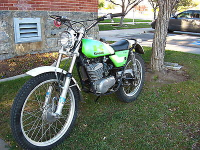 Kawasaki : Other 1976 kawasaki kt 250 kt 250 survivor in original condition very rare find