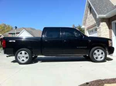 2008 Chevrolet Silverado 2500hd LOADED 4x4 Crew
