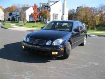 2001 lexus gs430 auto v8