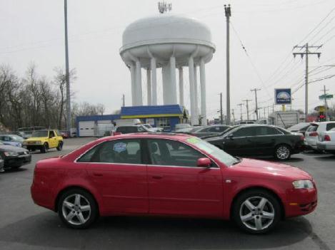 2005 Audi A4 2.0T - Autohaus llc & Autobahn Motorsport llc, Springfield Missouri