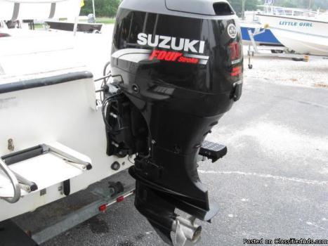2007 Suzuki DF 70 4 stroke EFI , 20