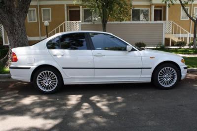 BMW 330Xi White 2002