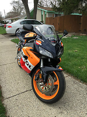 Cbr 600 F Repsol Motorcycles For Sale