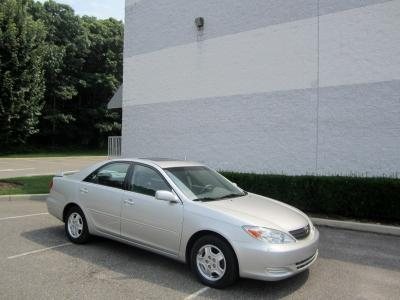 TOYOTA Camry Serviced