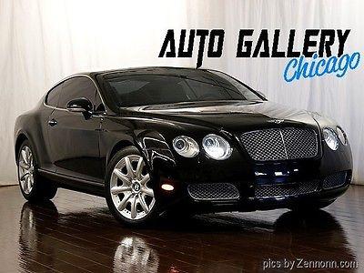 Bentley : Continental GT GT Navigation, Premium Sound, AWD,