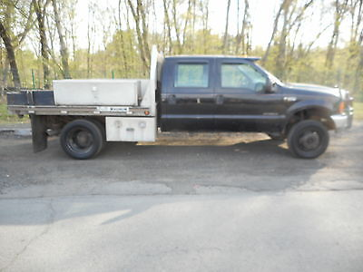 Ford : Other Pickups XLT Cab & Chassis 4-Door 2000 ford f 550 super duty xlt cab chassis 4 door 7.3 l 4 x 4 w gooseneck