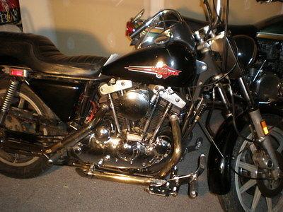 Harley-Davidson : Other HARLEY 1979 SPORSTER