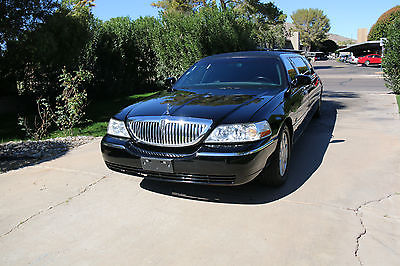 Lincoln Town Car Limousine Cars For Sale