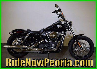 Harley-Davidson : Dyna 2014 harley davidson dyna fxdb street bob used