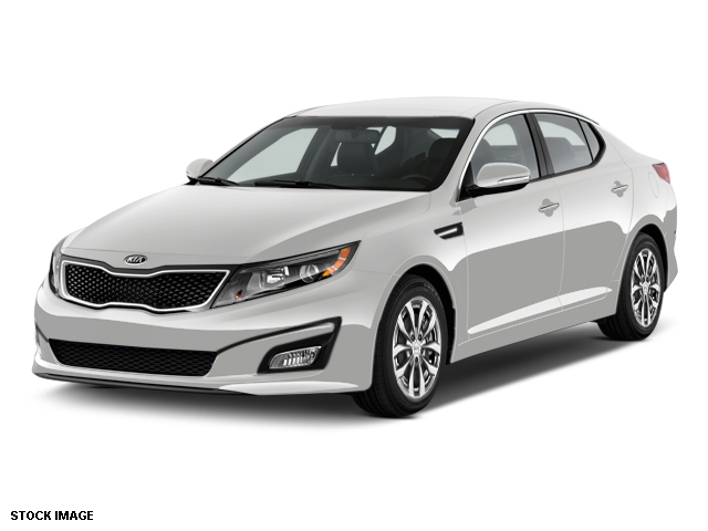 2015 KIA Optima EX 4dr Sedan