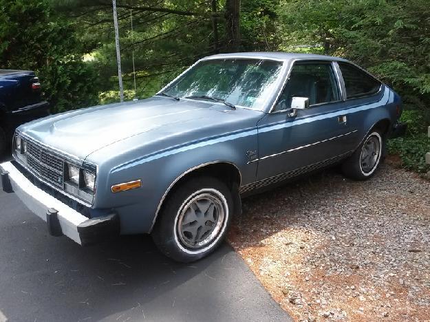 1982 AMC Spirit for: $3000